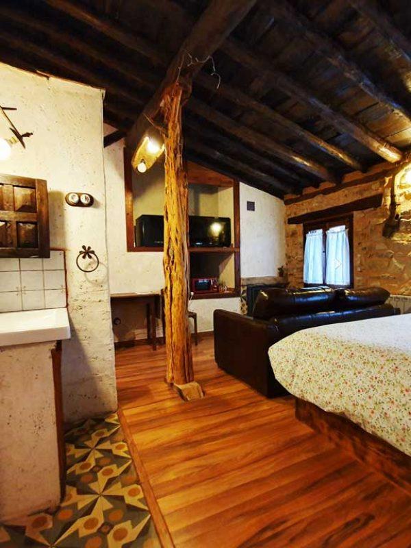 Habitación 16mm El Bú Casa Rural Peralejos de las Truchas